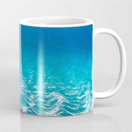 Aqua Blue Bliss Coffee Mug