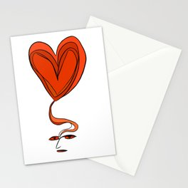 Amor en Mente Stationery Cards