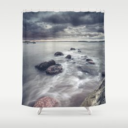 The furious rebels Shower Curtain