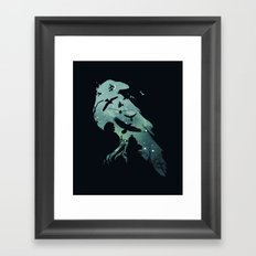 Night's Watch Framed Art Print