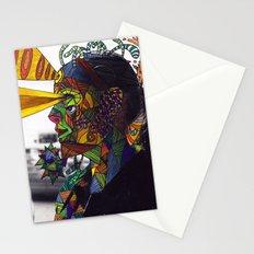 Psychoactive Bear 8 Stationery Cards