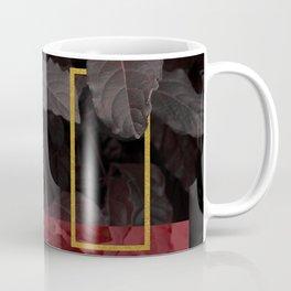 Burgundy Fall #society6 #decor #buyart Coffee Mug
