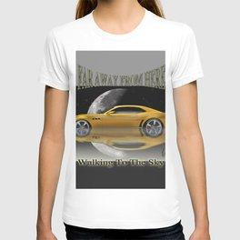 Camaro-Yellow Sport T-shirt
