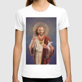 Saint Nicolas of Cage T-shirt