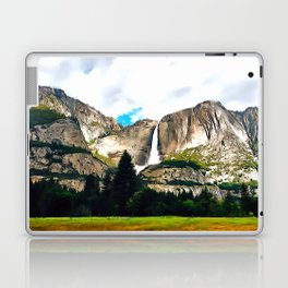 Vernal Mist Laptop & iPad Skin