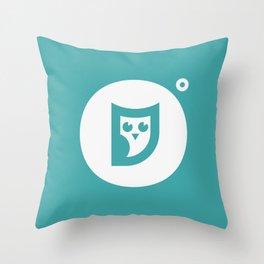 OMG Apparel Throw Pillow