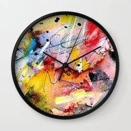 Heart of Stone Wall Clock