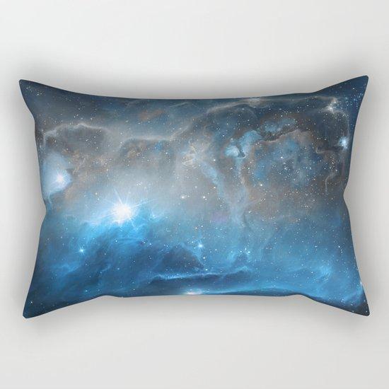 Ice, Dust and a Billion of Stars Rectangular Pillow