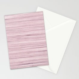 Berlina Rosa - modern pink marble Stationery Cards