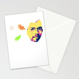 Reclaim Your Mind | Psychedelic Terence McKenna Stationery Cards