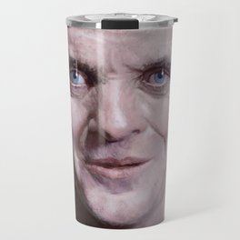 Hannibal Lecter Travel Mug