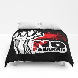 No Pasaran Comforters