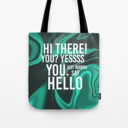 "ABSTRACT LIQUIDS XXXVIII ""38"" Tote Bag"