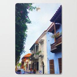 Cartagena Has Stolen My Heart, Mi Corazon Cutting Board
