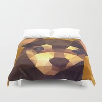 chihuahua Duvet Covers featuring The Chihuahua by Ed Burczyk