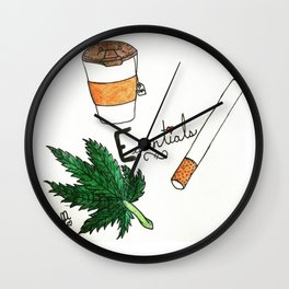 Essentials Wall Clock