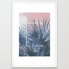 You are my getaway Framed Art Print