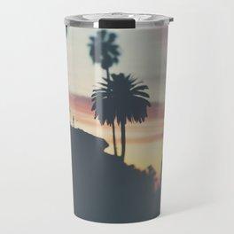 Sunset in Balboa Park print Travel Mug