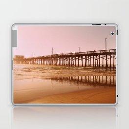 Huntington Pier  Laptop & iPad Skin