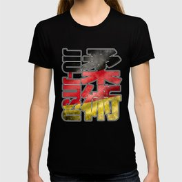 Jiu Jitsu - BJJ - Ju Jutsu - Germany / Deutschland T-shirt
