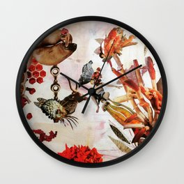 When the Giants Stop Fighting the Pygmies go to War Wall Clock