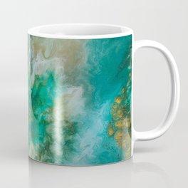 Dawning of a Galactic Planet Coffee Mug