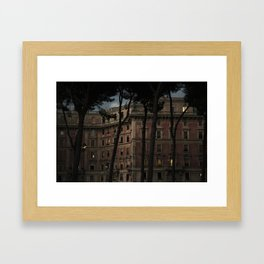 Hotels Tend to Lead People to Do Things They Wouldn't Necessarily do at Home Framed Art Print