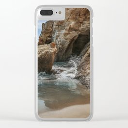 Cape Kiwanda Clear iPhone Case