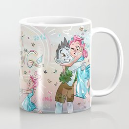 CAN'T STOP THE FEELING! Coffee Mug