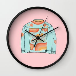 Be Good to Eachother Wall Clock