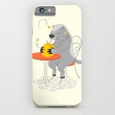 Honeybadger à Paris Slim Case iPhone 6s
