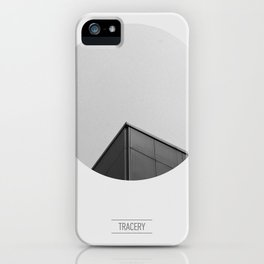 TRACERY iPhone Case