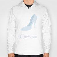 cinderella Hoodies featuring Cinderella by Citron Vert