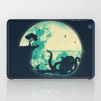 sea iPad Cases featuring The Big One by Jay Fleck