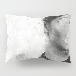 Faceless | number 01 Pillow Sham