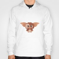 gizmo Hoodies featuring Gizmo by Ponchoart