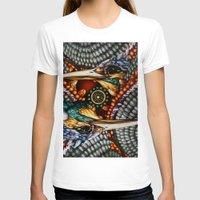 gemini T-shirts featuring Gemini by Thom Whalen