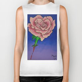 Every Rose has Thorns Biker Tank