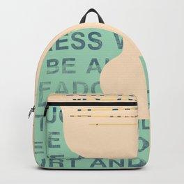 lie cold Backpack