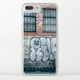 Casper Clear iPhone Case