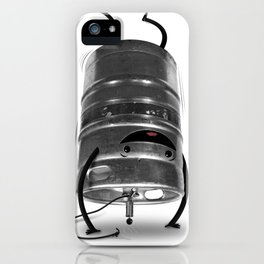 Keg Stand! iPhone Case