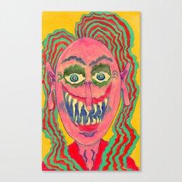 SHMILE Canvas Print