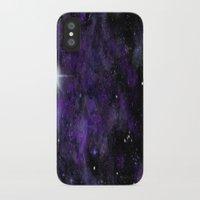 space jam iPhone & iPod Cases featuring Jam Nebula by Erin McClain Studio