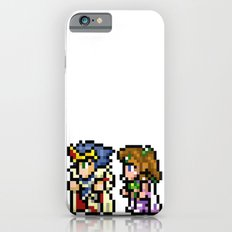Final Fantasy II - Cecil and Rosa iPhone 6s Slim Case