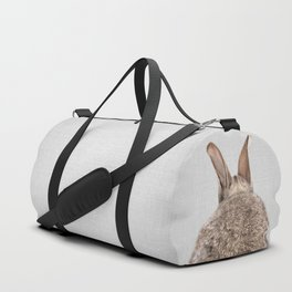 Rabbit Tail - Colorful Duffle Bag