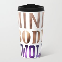 Mind, Body, & Swole Travel Mug