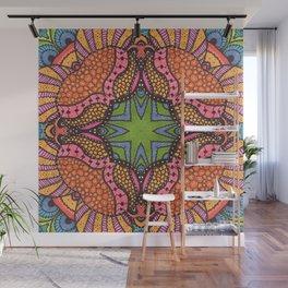 Brains Wall Mural