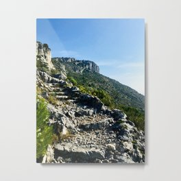 The Only Way Is Up Metal Print
