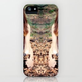 Reflects4 iPhone Case