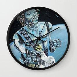 Floataciousgroovy Wall Clock